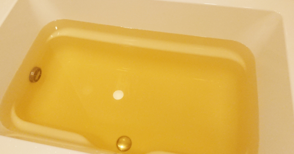 日本の名湯「鳴子」入浴剤の湯